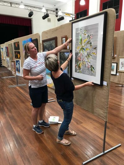 Rutherglen Tastes of Art Prize