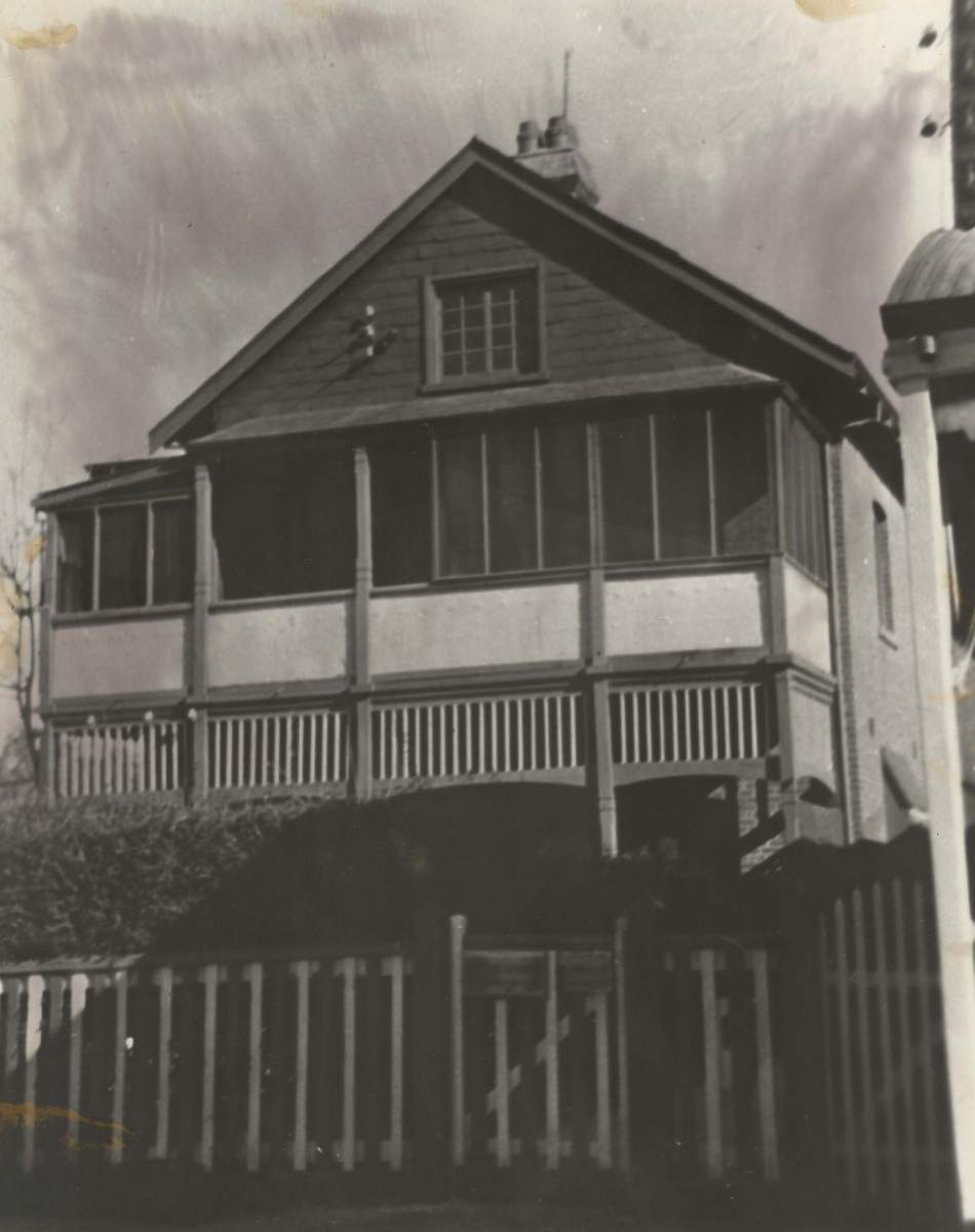 The residence in Main Street Rutherglen