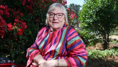 Indigo FM celebrates Victorian seniors festival -an interview with Leonie Featonby